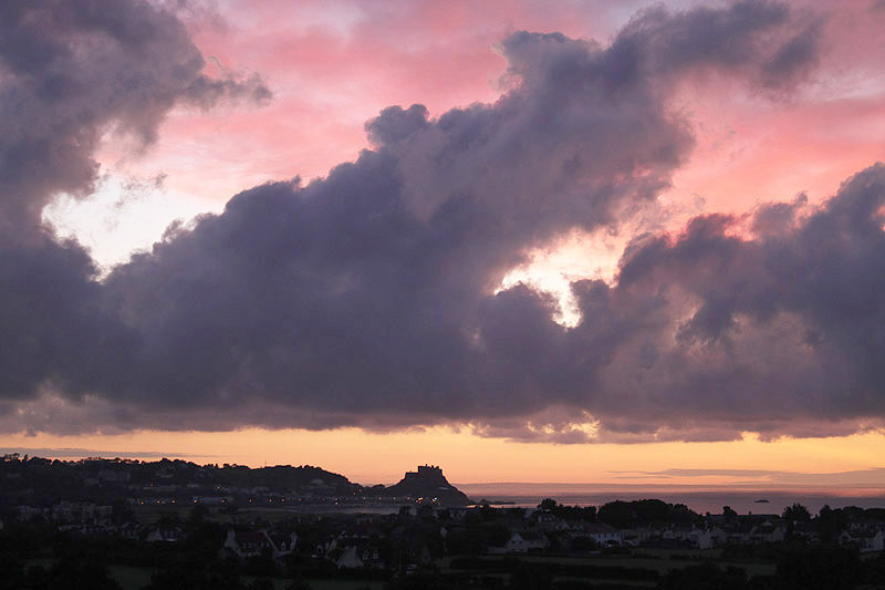 Gorey at dawn by Mick Dryden