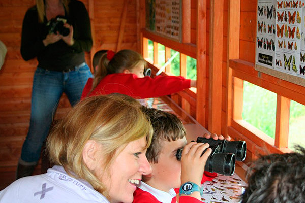 Bird Hide by Malcolm Smith