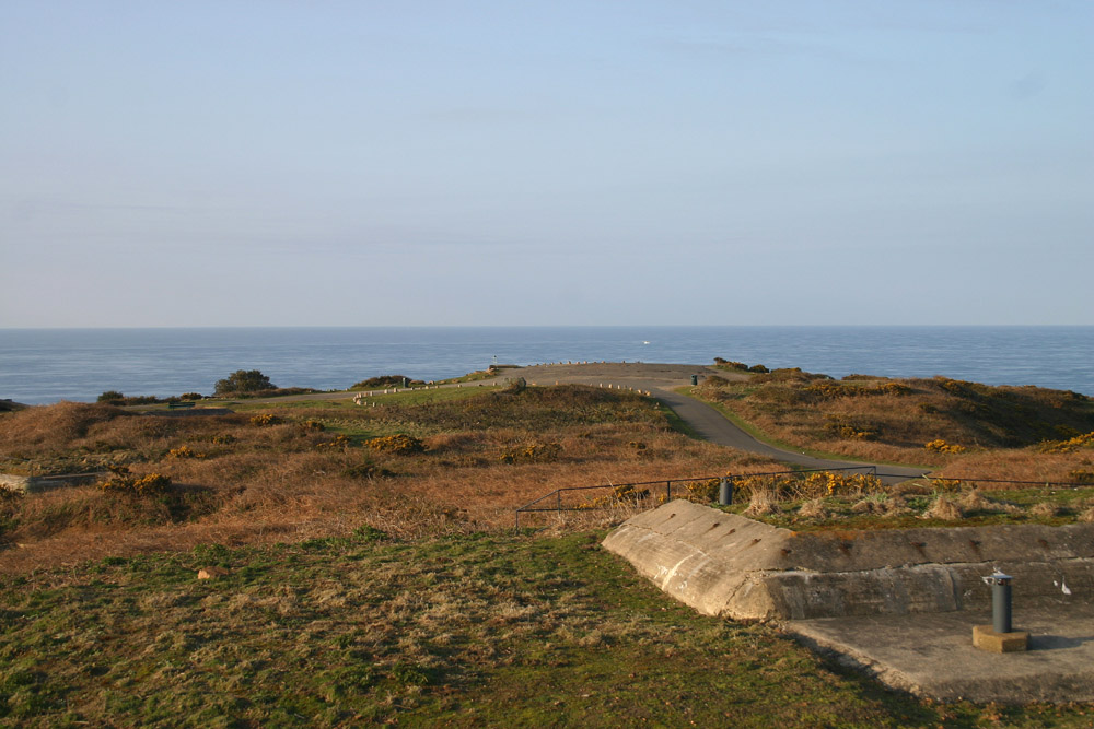 Noirmont Point by Mick Dryden