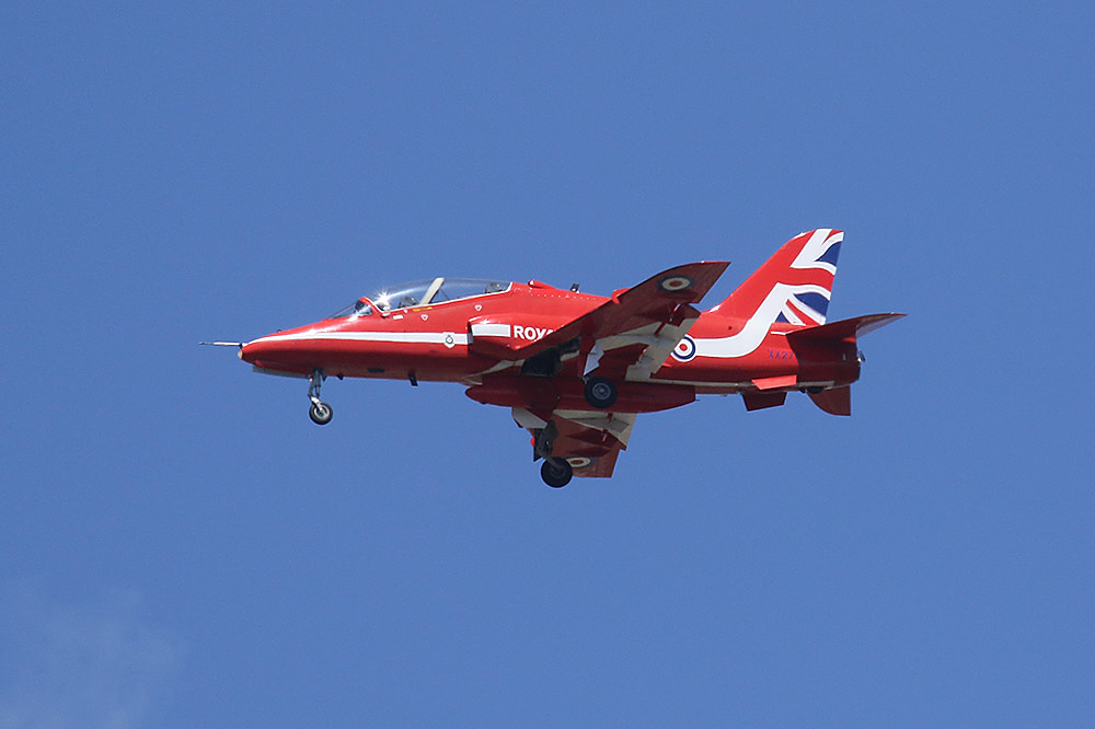 Red Arrow by Mick Dryden